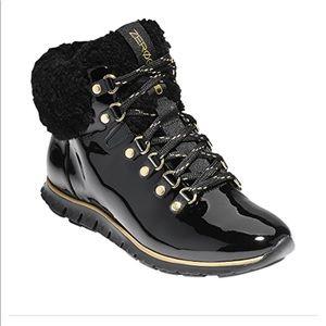 Cole Haan Women's Zerogrand Waterproof Hiker Boot